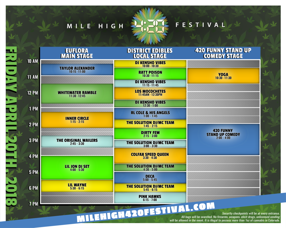 Mile High 420 Festival Schedule.png