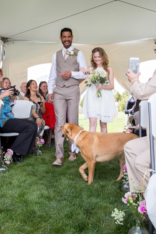 moab wedding photography at whispering oaks