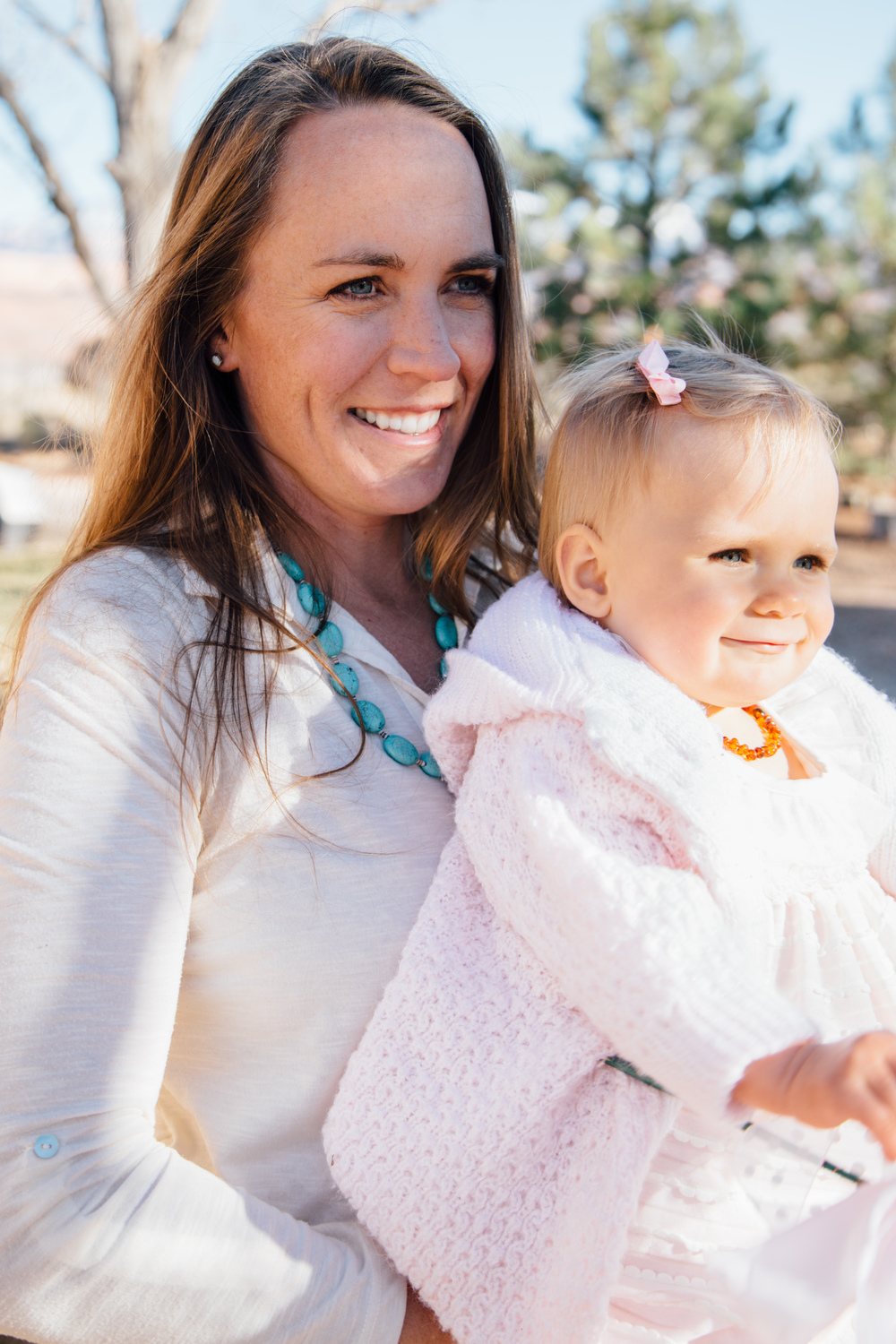 family portraits in moab, utah