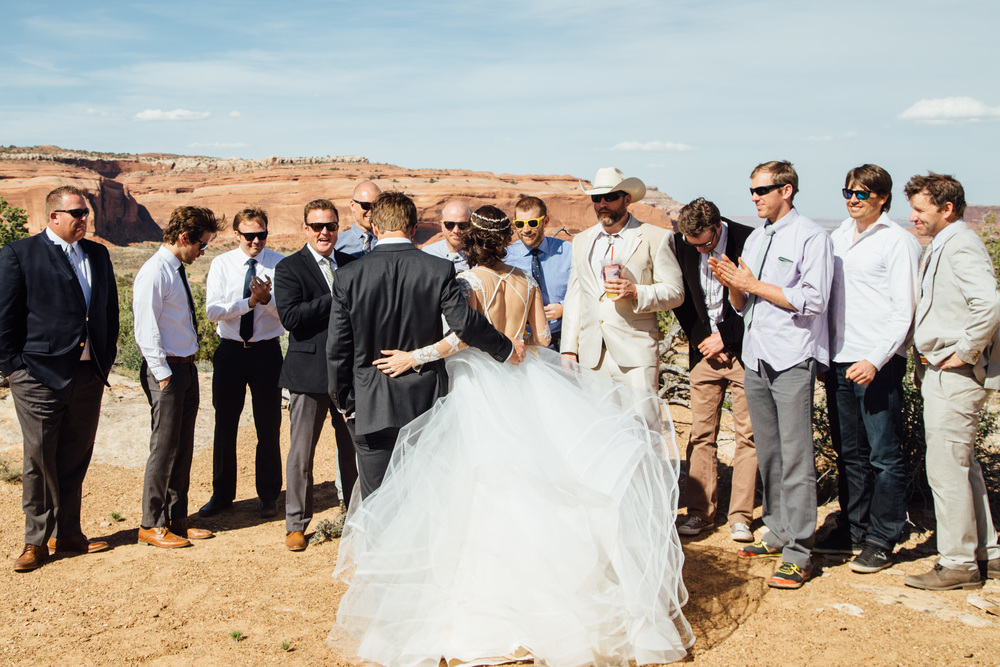 moab wedding photographer
