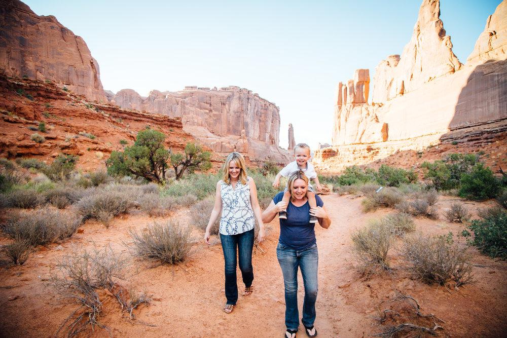 moab family portraits