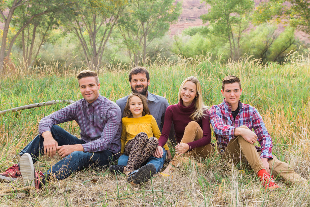 moab family portraits