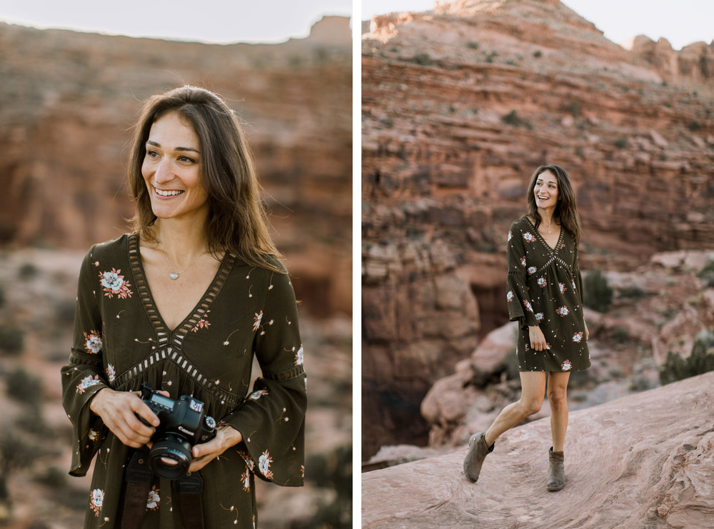 moab portrait photographer