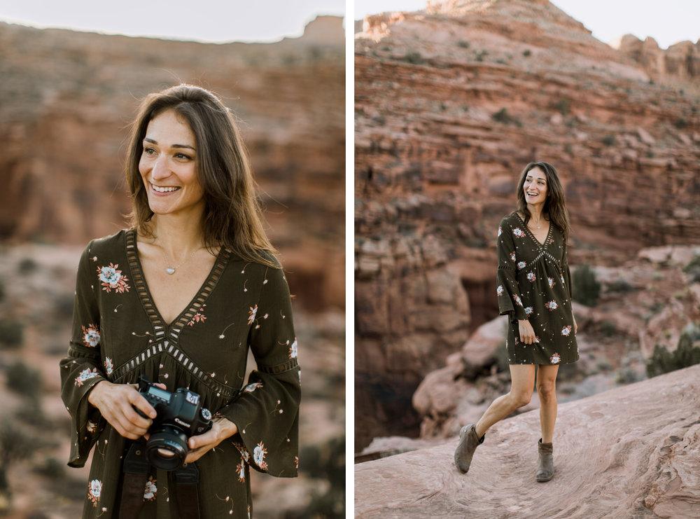 moab portrait photographer