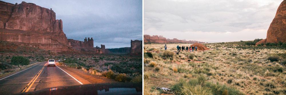 arches national park wedding