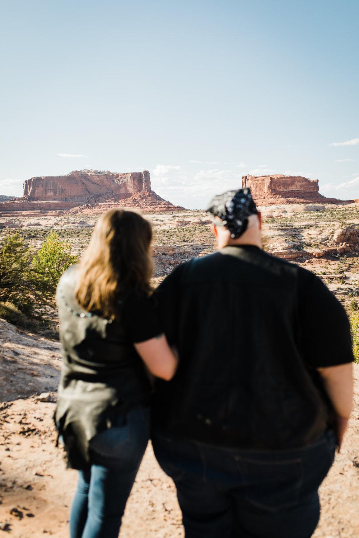 dead horse point state park moab utah adventure engagements