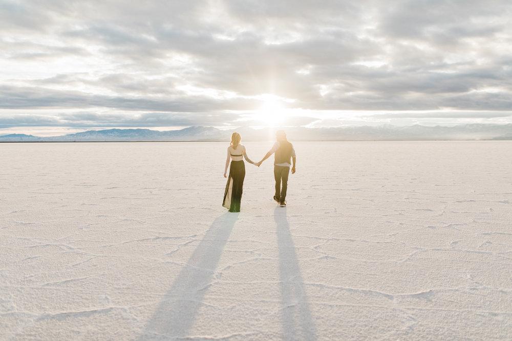 salt lake city photographer elopement salt flats utah