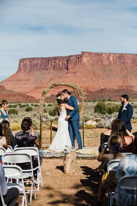 moab elopement photographer