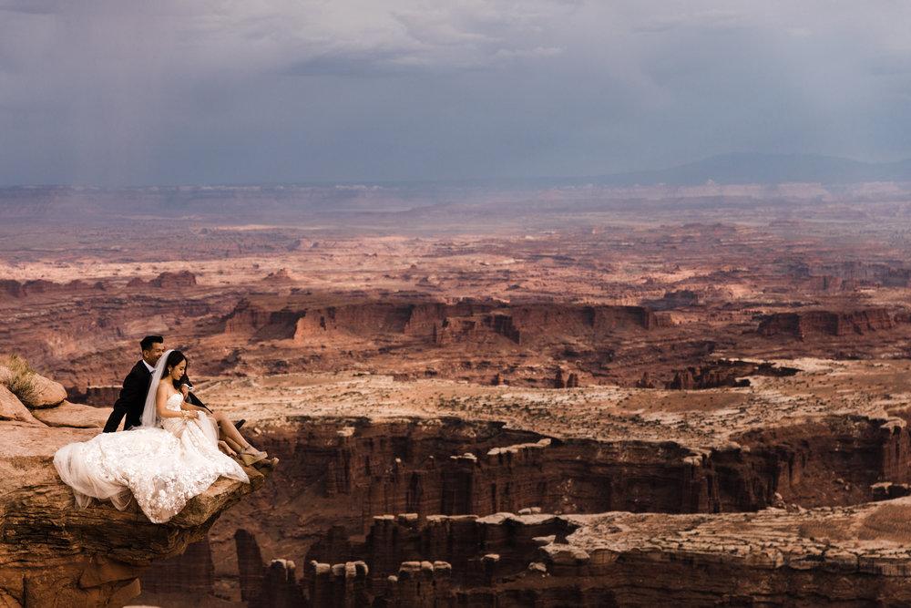 canyonlands wedding photographer