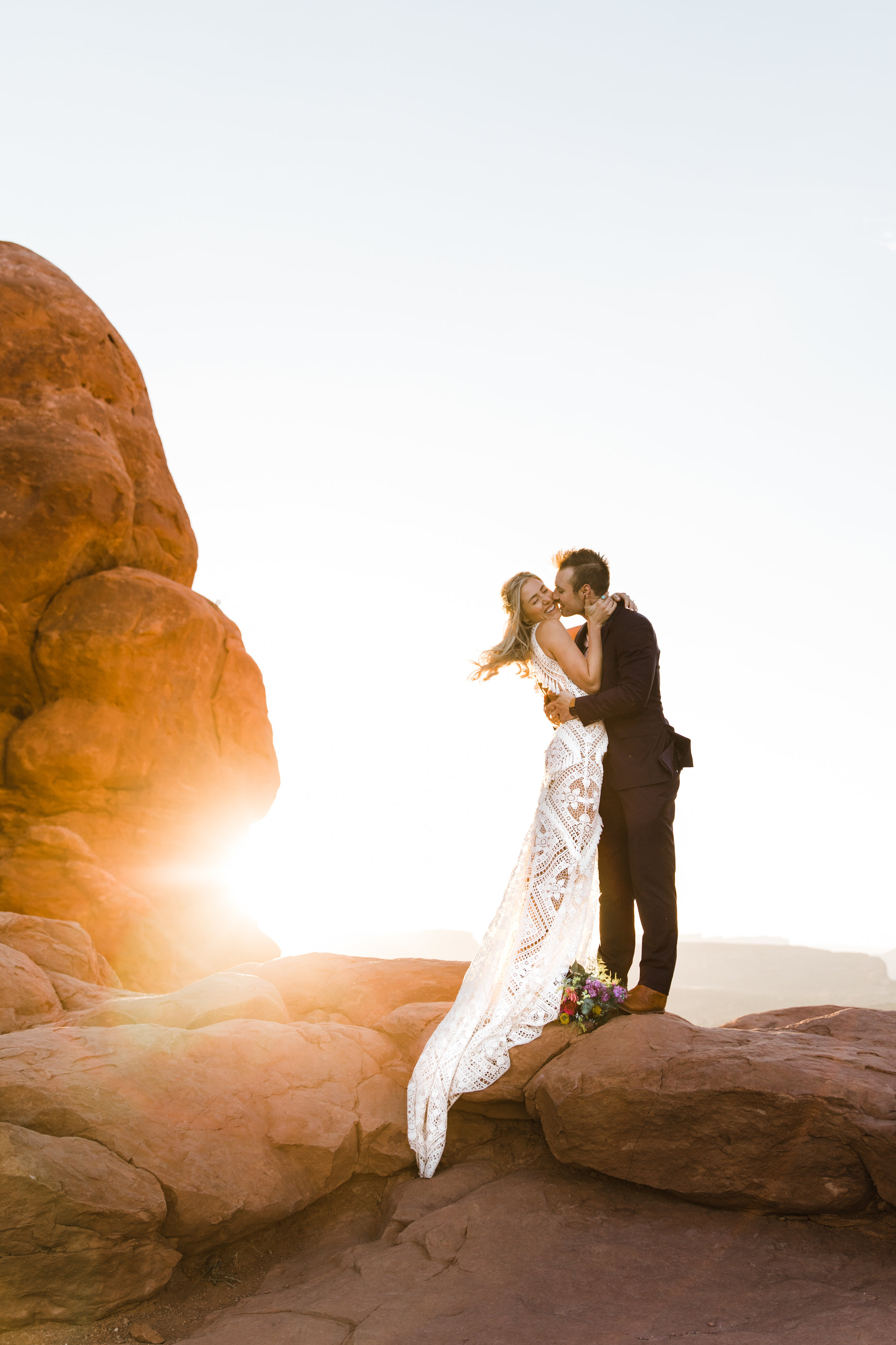 arches wedding photographer