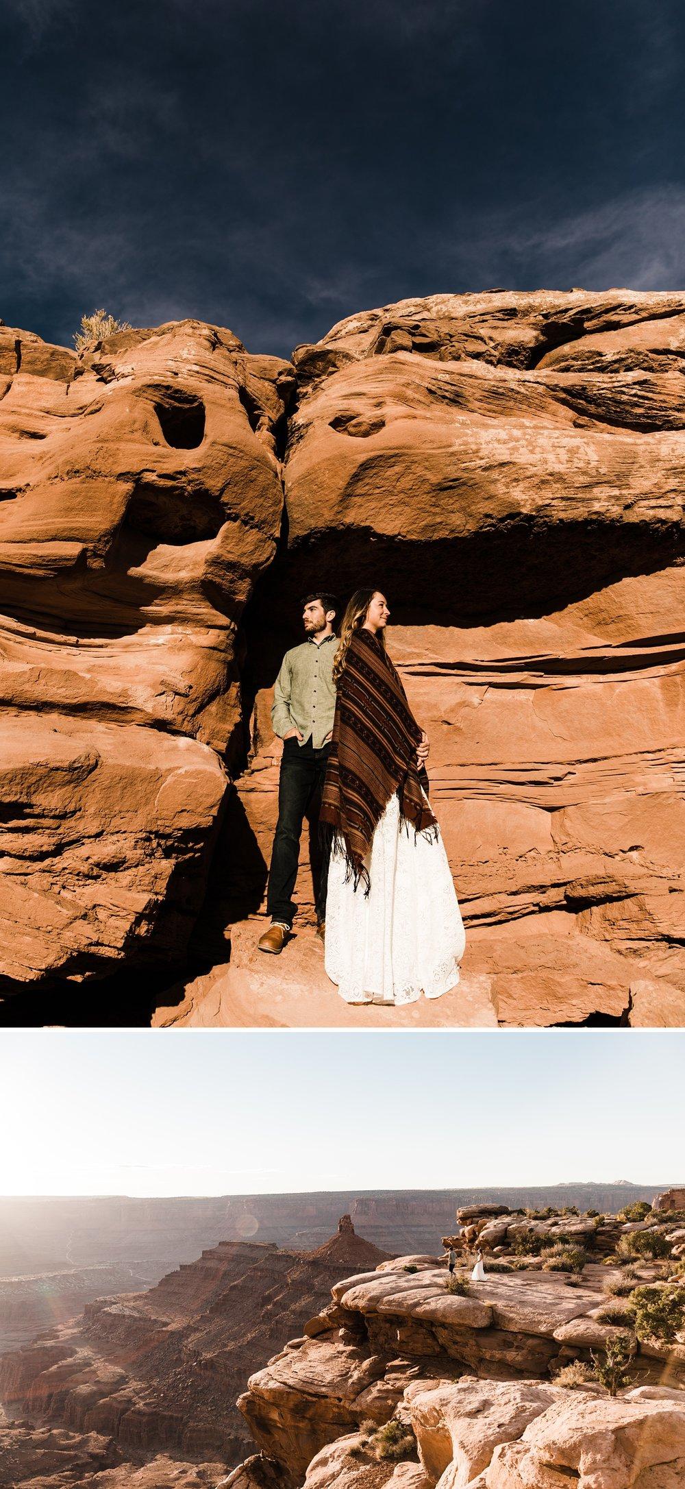 moab engagement photographer