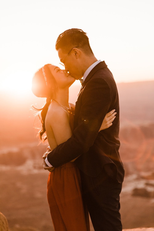 canyonlands wedding