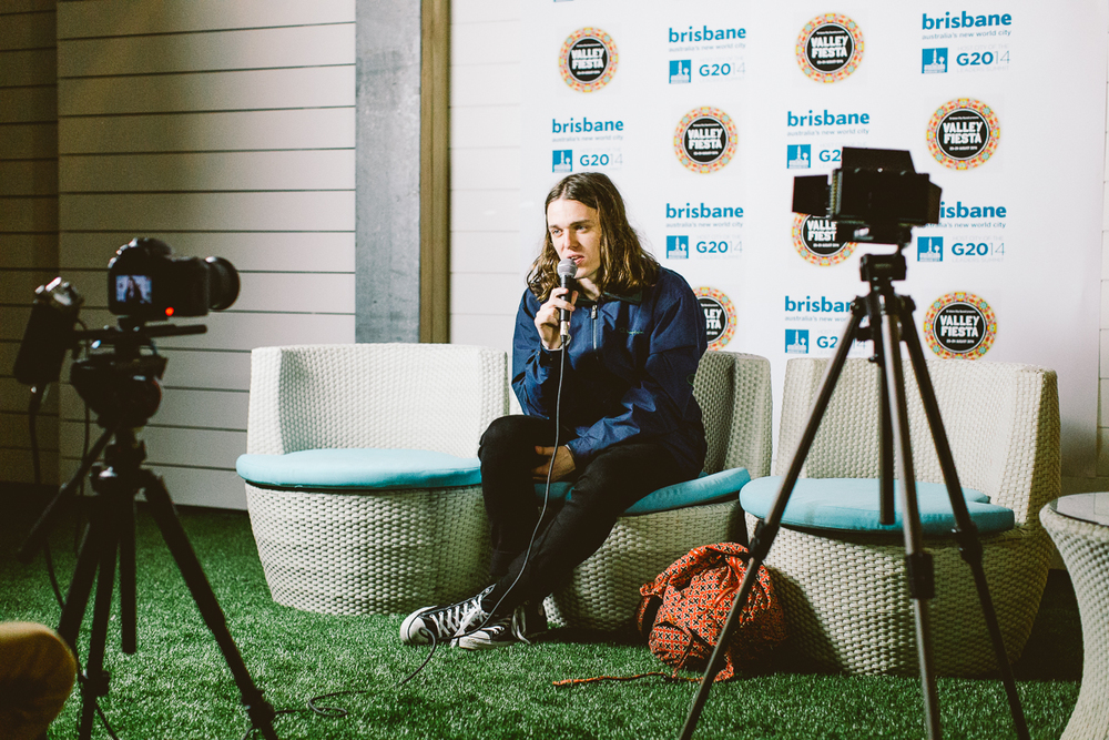 Interview with Allday - Day One