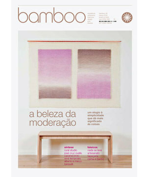 Bamboo Magazine Brazil March 2015