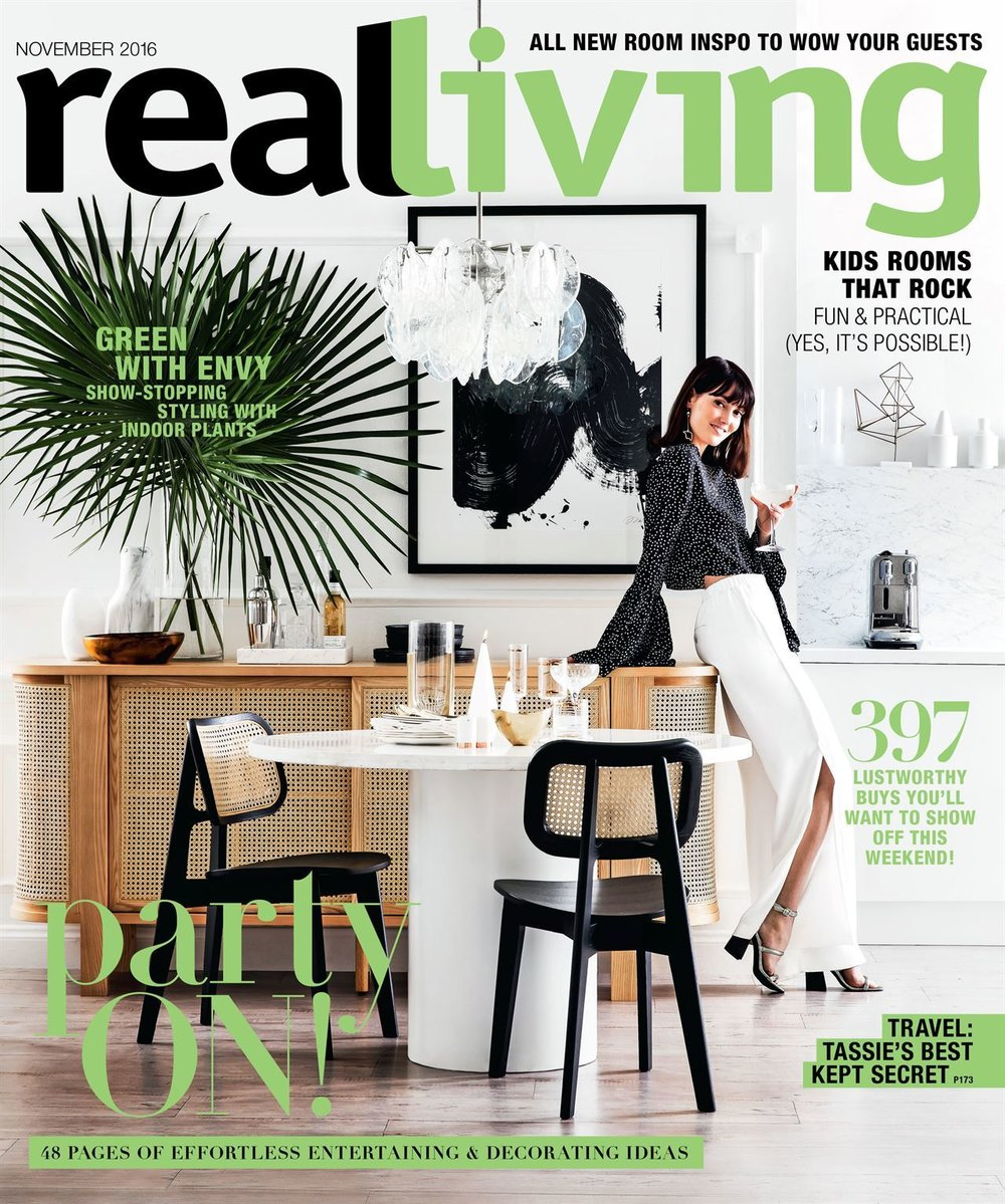 Tuckbox Design in November '17 Real Living