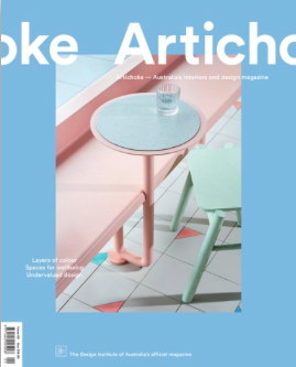 Artichoke Magazine April 2018