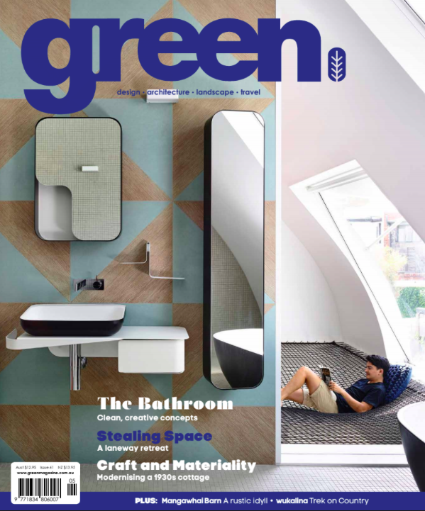 Green Magazine - May 2018