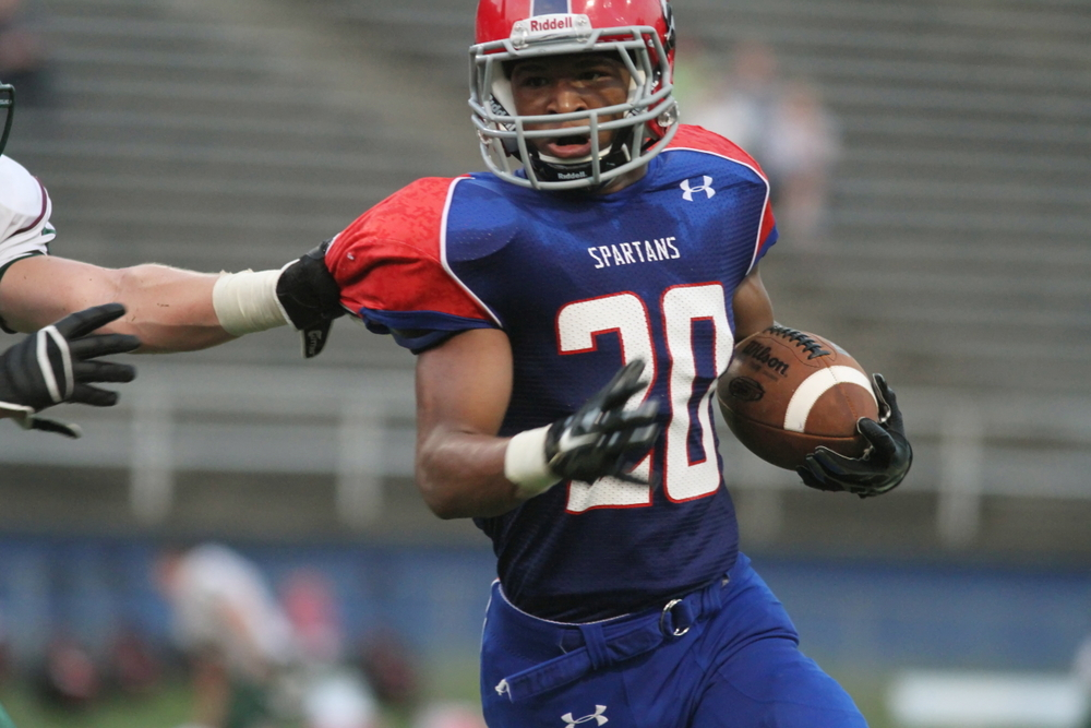 Sanderson High School vs. Green Hope High School, Friday, August 29, 2014