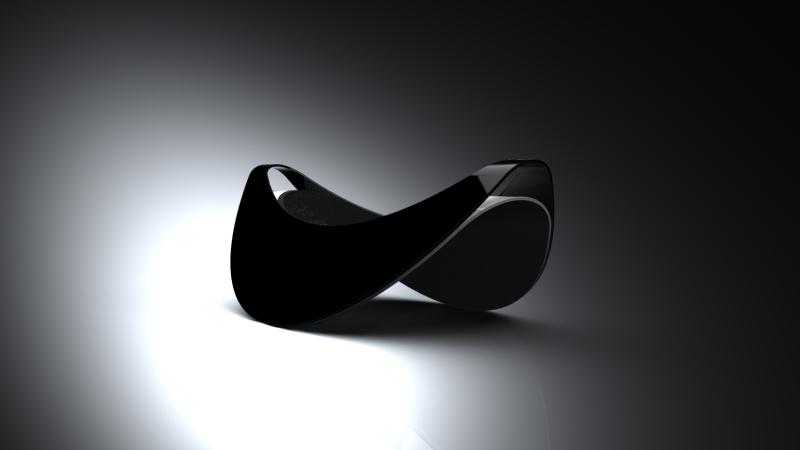 Solus Sleek Black Hammock Concept
