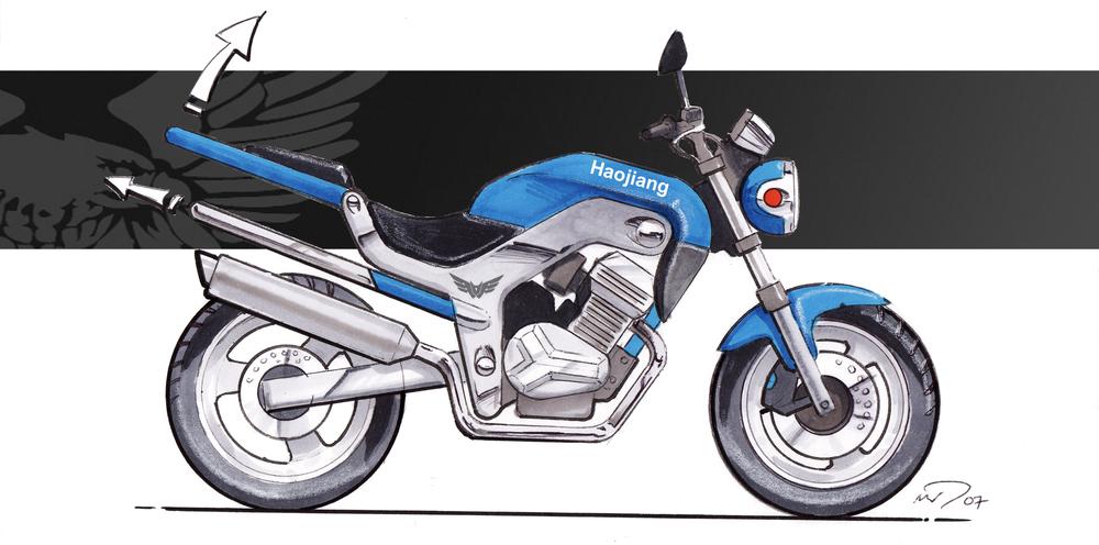 Haojiang Motorcycle