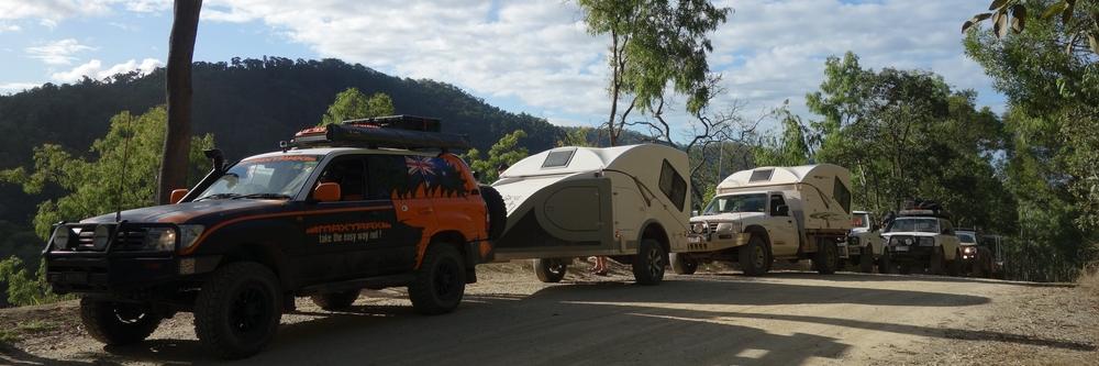 innovan camper trailer
