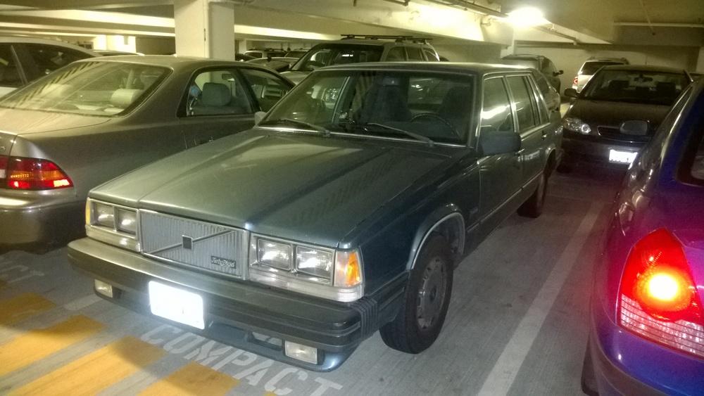 1985 744 GLE Diesel
