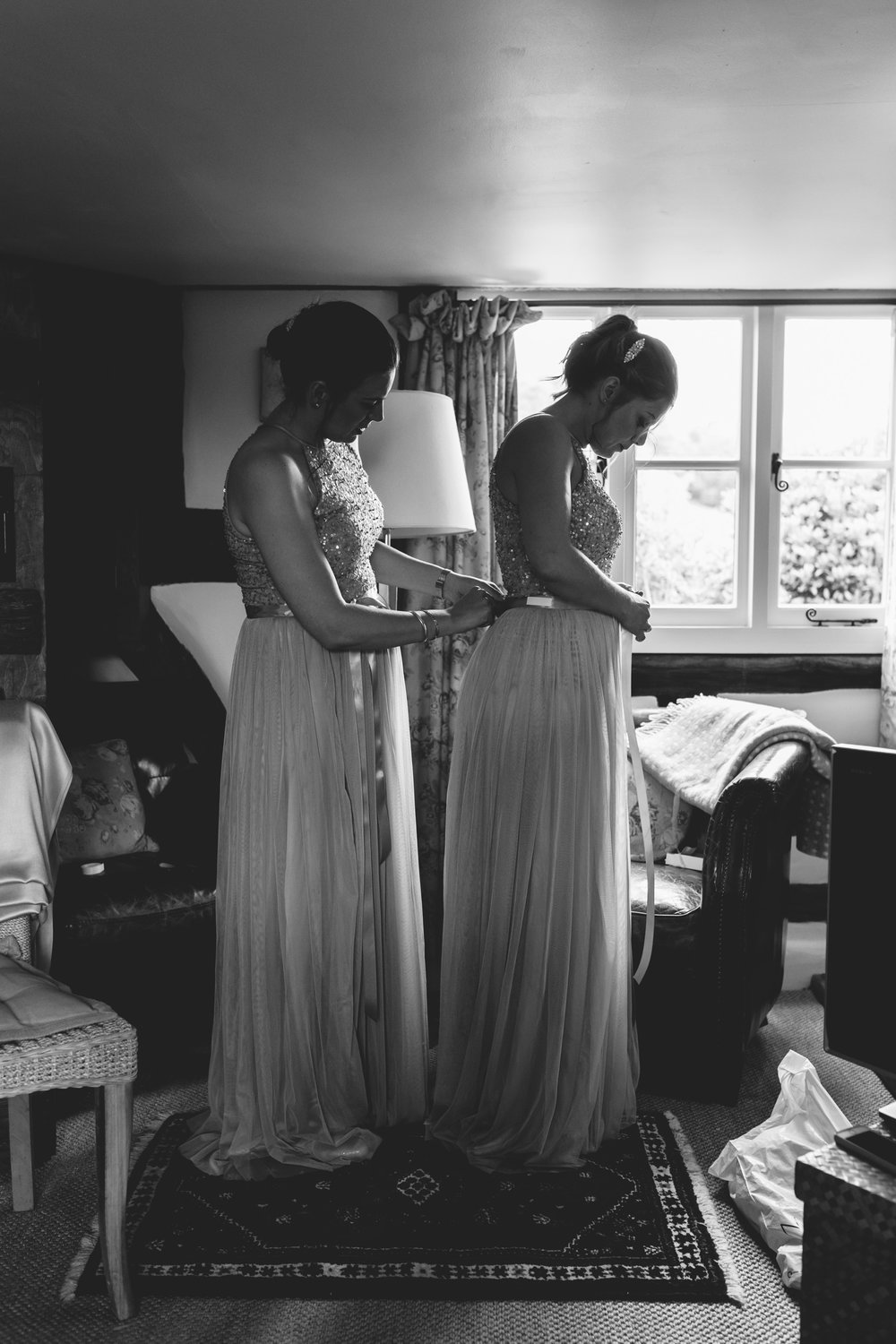 bridesmaids Birmingham photographer wedding country artistic wedding photography94.jpg