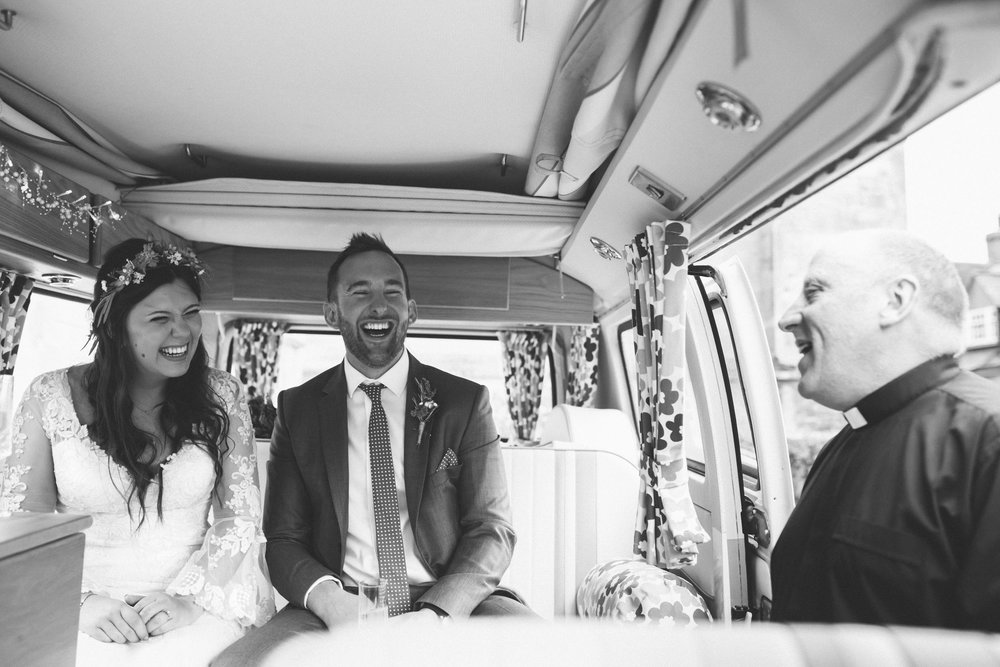 15Curious Rose Wedding Photography- Laura Rhodes- Newton Park Farm- Birmingham Artistic wedding photography-bride and groom- vw campervan.jpg