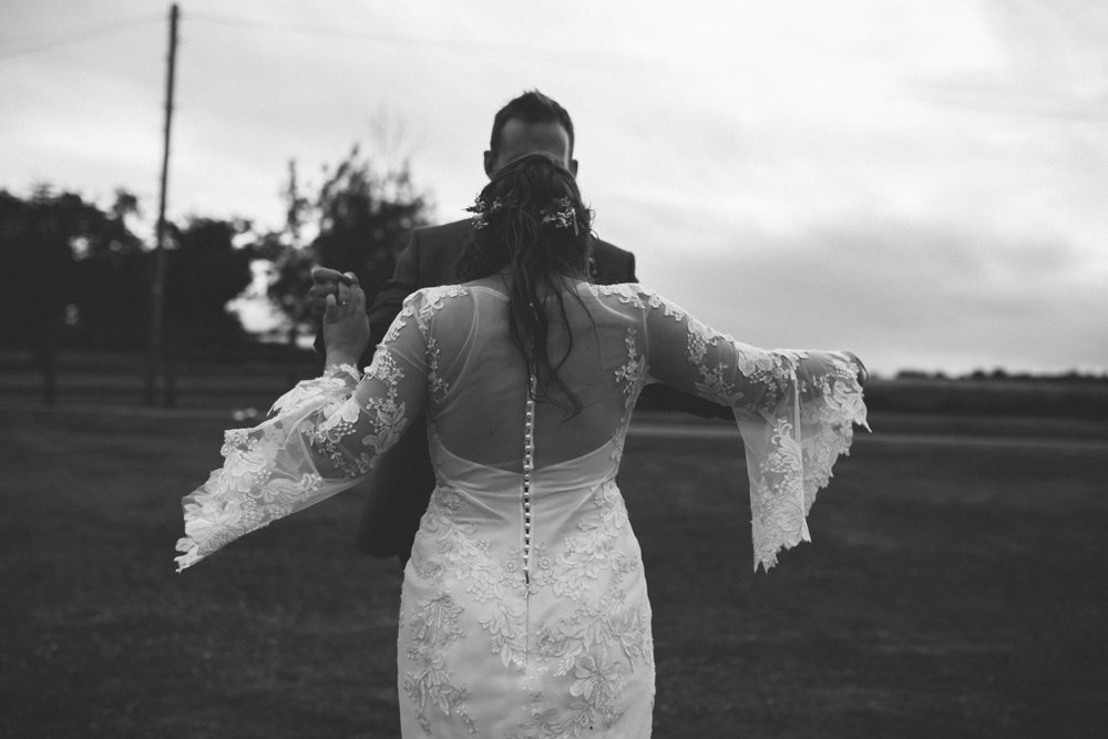 30Curious Rose Wedding Photography- Laura Rhodes- Newton Park Farm- Birmingham Artistic wedding photography-lace wedding dress.jpg