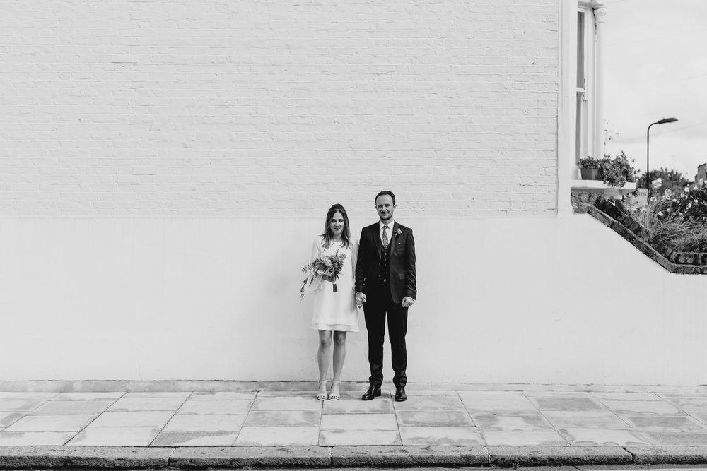 Relaxed Creative Wedding Photography- Hackney Wedding-168.jpg