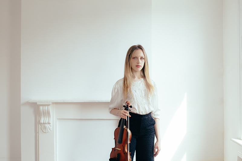 Isabel Hede- Classical Musician -