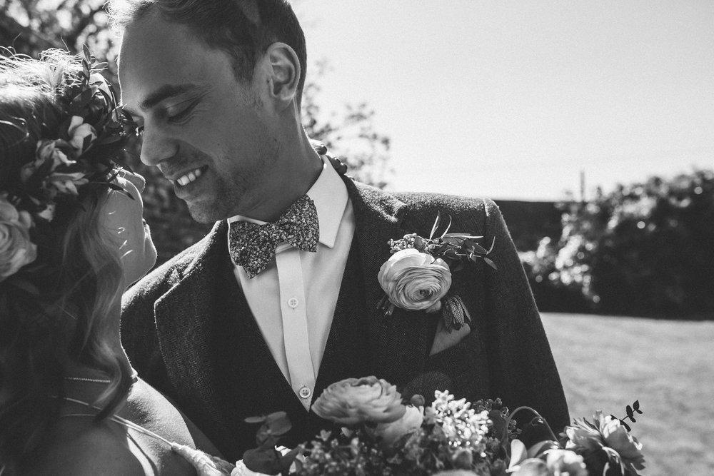 Birmingham relaxed alternative wedding photographer- the secret barn- petal and feast- curious rose photography- laura rhodes- boho bride-0058.JPG