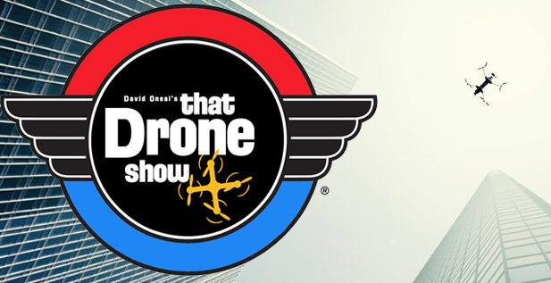 That Drone Show is hosted by David Oneal and Sarah Oneal. A husband and wife team who love drone, quads, hex, multirotors, you name it!