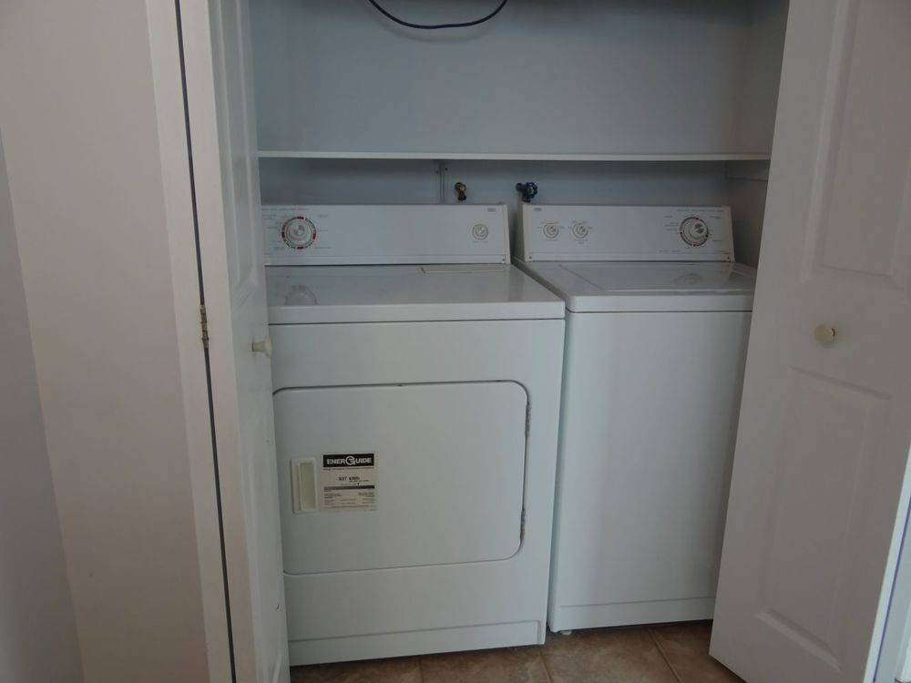 In-Law Suite / Apartment Laundry