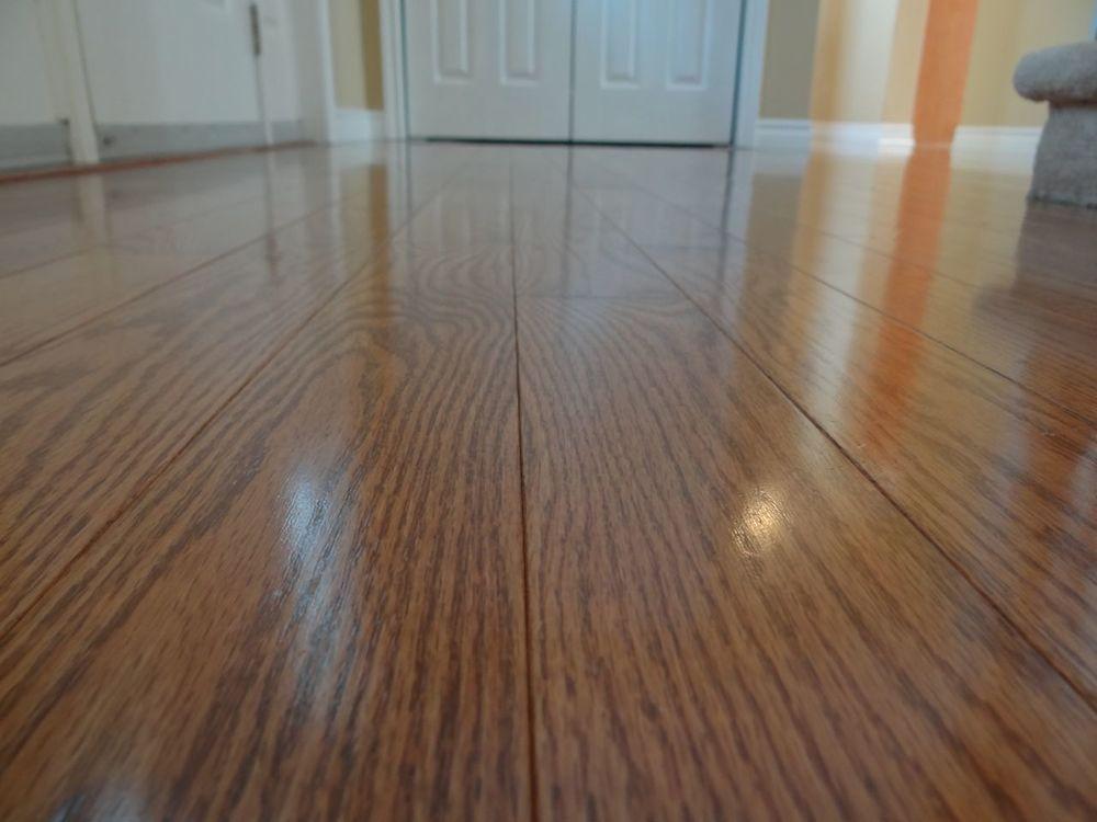Foyer Hardwood Flooring