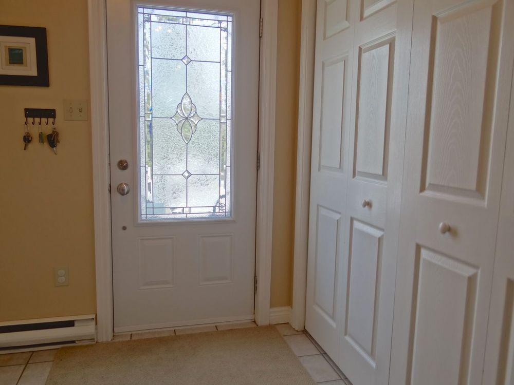 Mud Room Entry