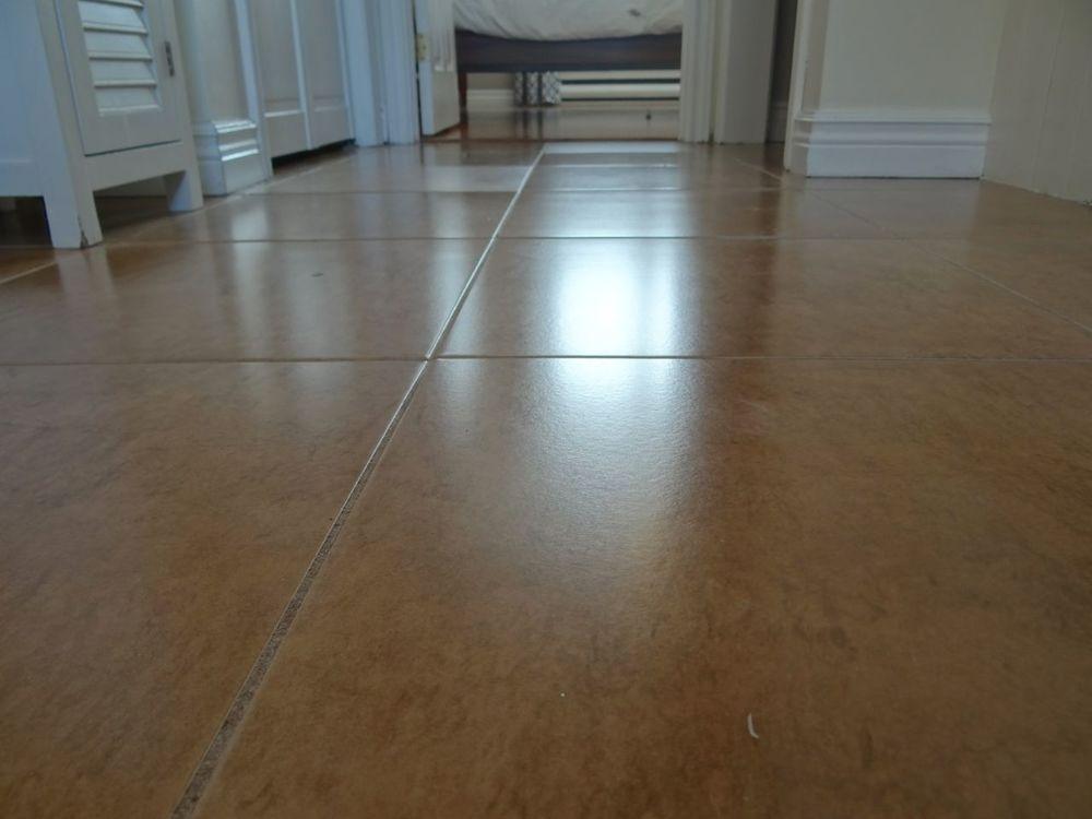 Ensuite flooring - Ceramic