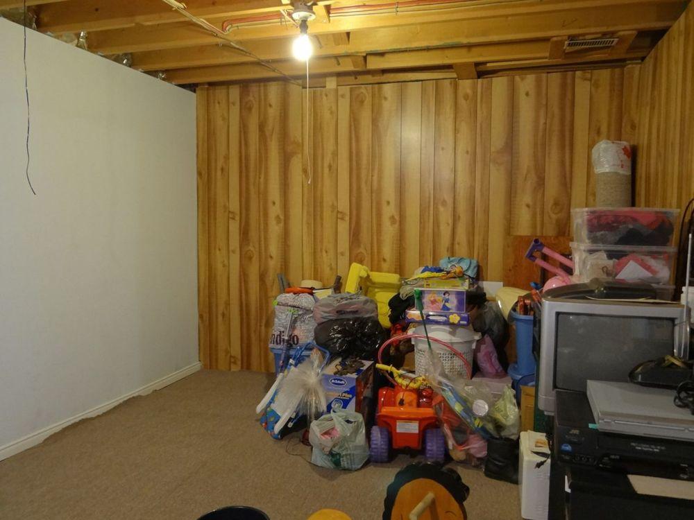 Basement Rec. Room