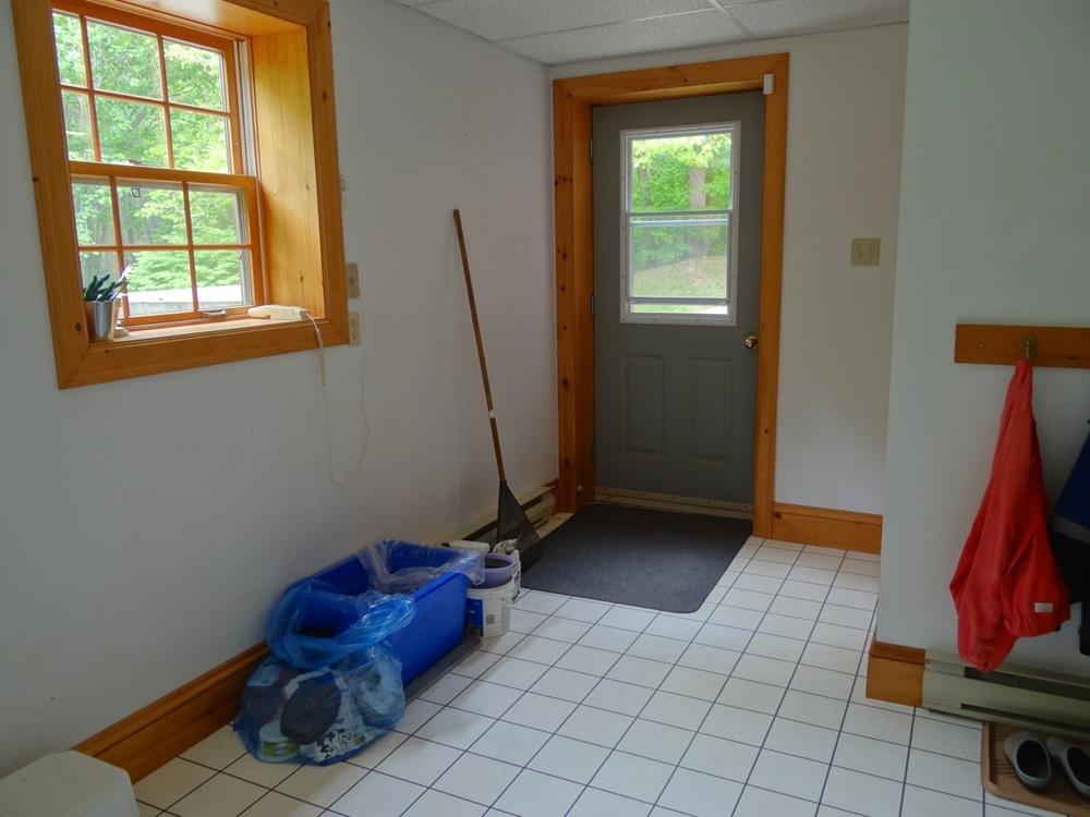Mud Room access