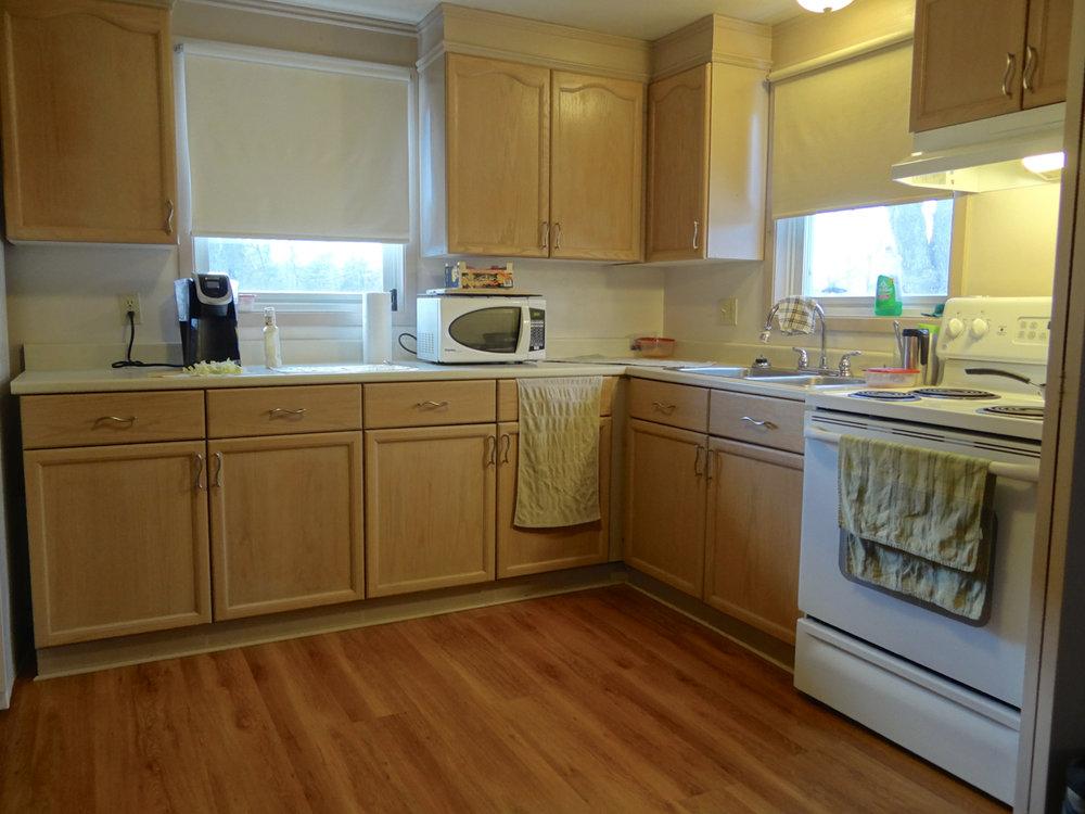 Lower Level Kitchen