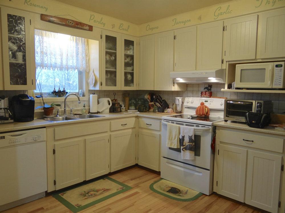 Kitchen (Main Floor)