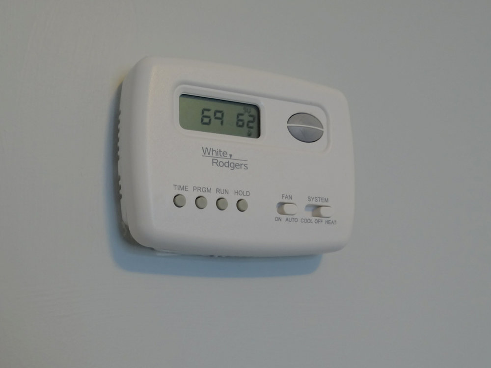 Programable heating controls