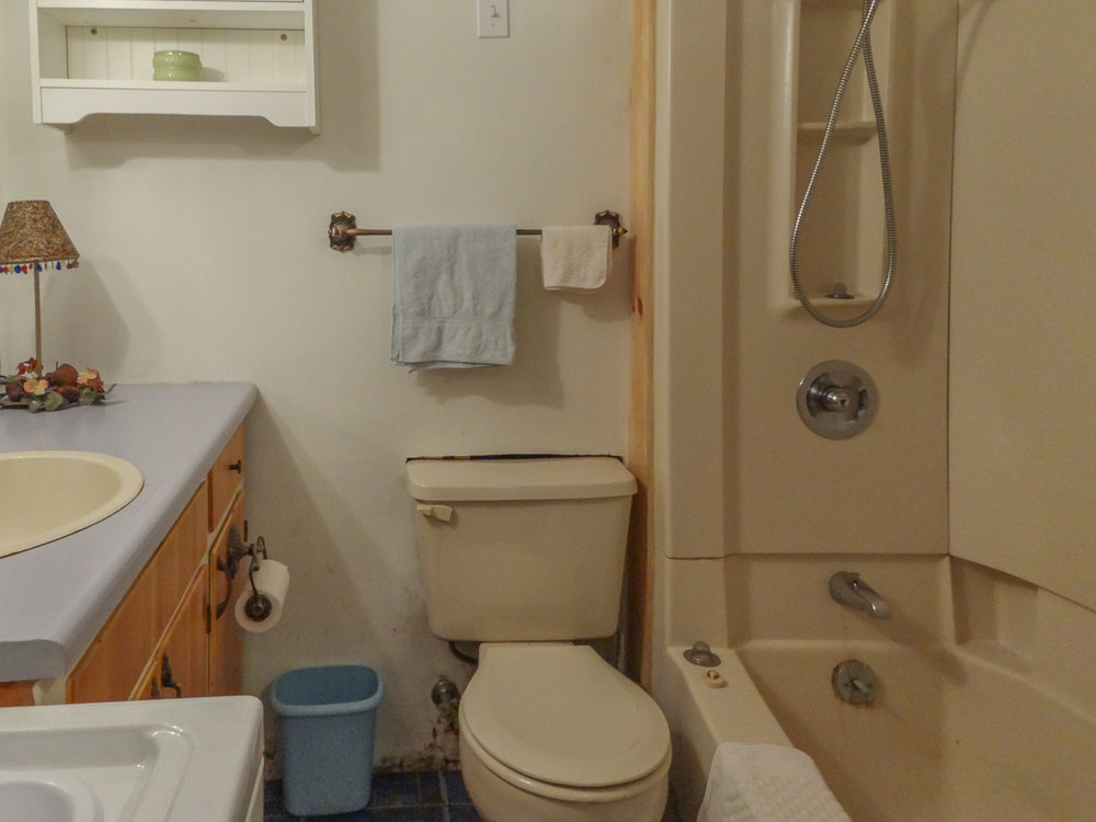 2nd. 4pc. Bathroom + Laundry Room