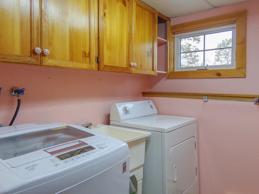 Laundry Room (Lower Level)