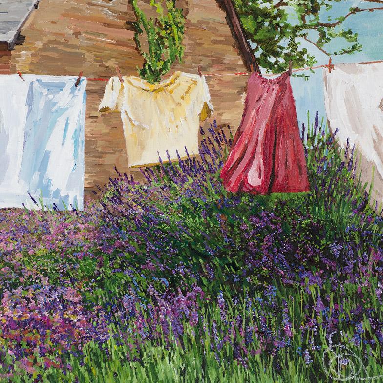 Lavender Laundry