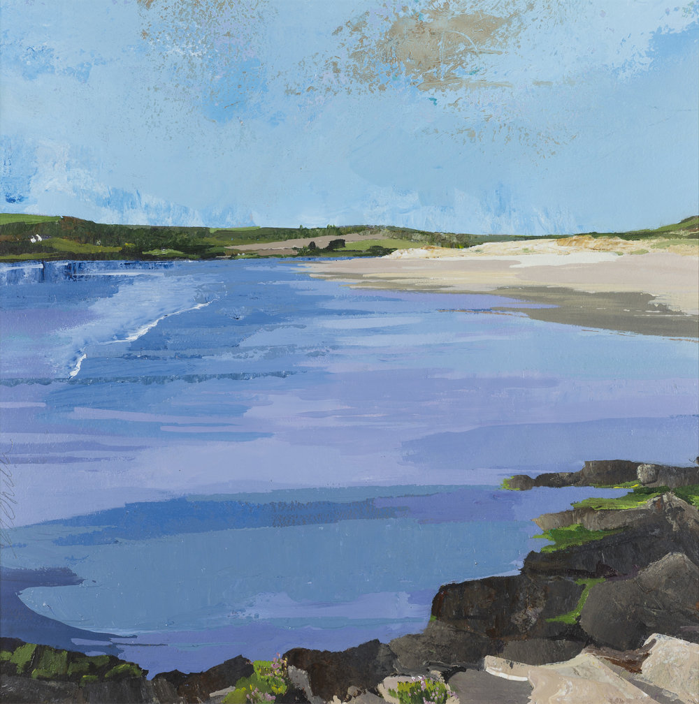 Irish paintings Inchydoney beach