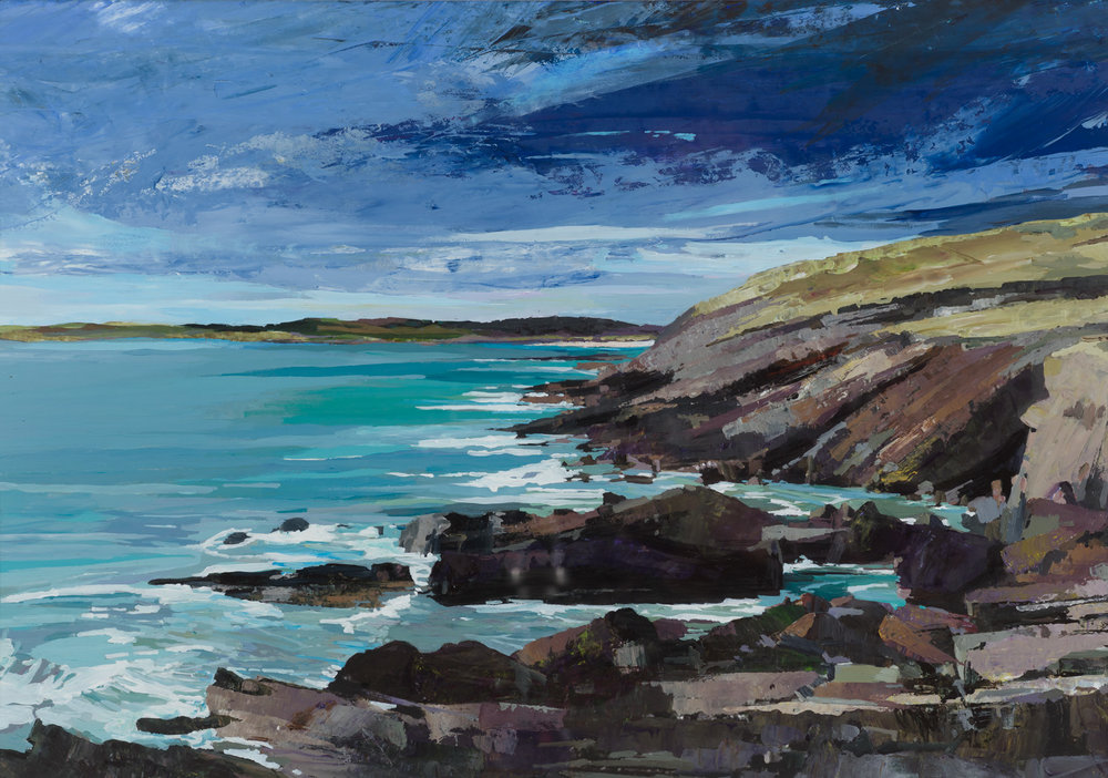 Dundeady, Galley Head - 63x77cm.jpg