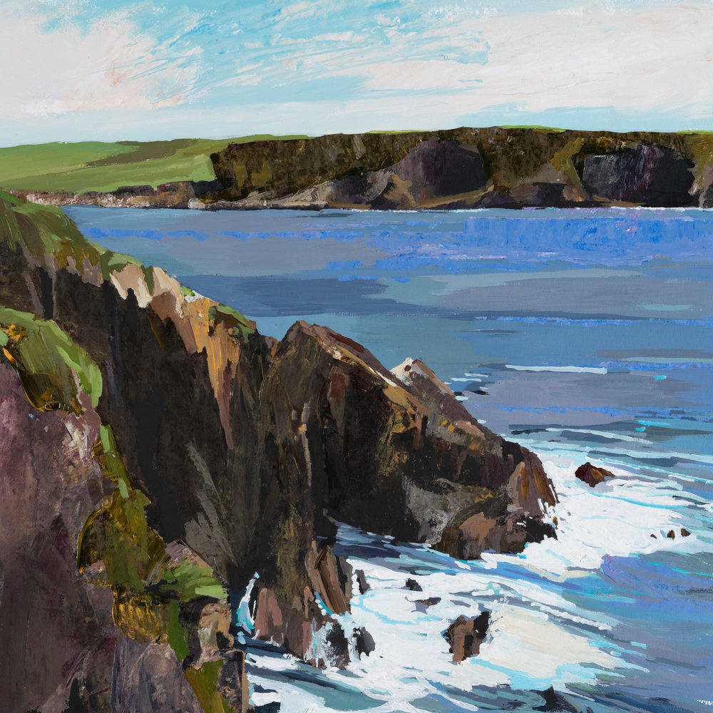 West of Dirk Bay - 55x54.jpg