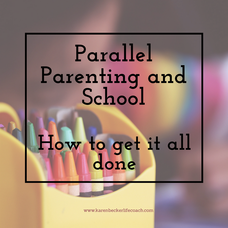 Parallel Parenting And School Parenting After Divorce Headquarters