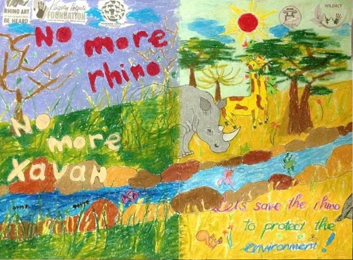 Picture: No more rhino, no more Savanna